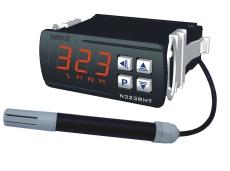 Controlador de temperatura e umidade para chocadeira